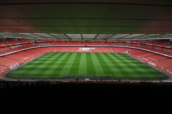 Emirates stadium - Pitch