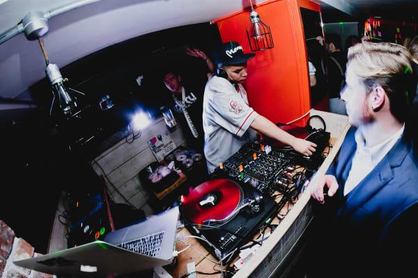 The Chybar - Chy DJ