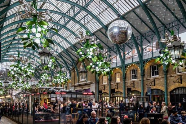 Covent Garden Market **editorial**