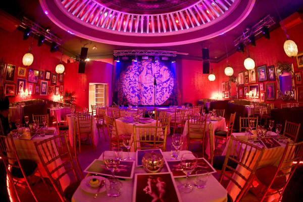 proud cabaret brighton - interior