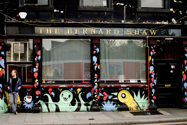 The Bernard Shaw - Best Pubs In Dublin
