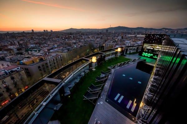 360 Terrace - Barcelo Raval