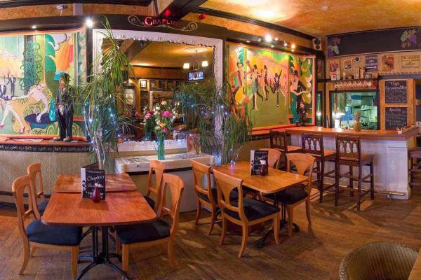 Chaplin's & The Cellar Bar