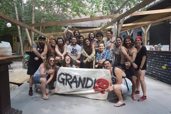 Grandio Party Hostel Group picture